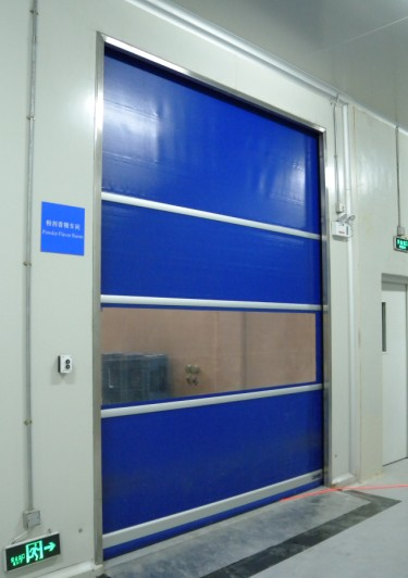 High Speed Door 3